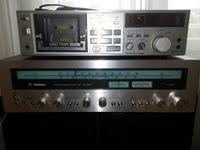 Amp und Kasette