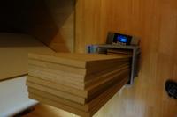 Holzzuschnitt Duetta Top