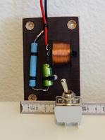 Impedanzkorrektur und Schalter