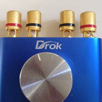Drok F900 miniAmp BT