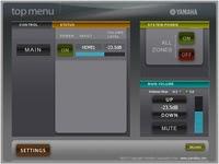 Interface Weg Control Yamaha RX-V475
