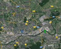 Astra in Frankfurt