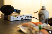 Sennheiser HD600 Chord Hugo TT Sushi