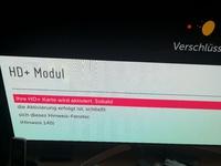 Hd Plus Modul Karte Einsetzen.Problem Bei Aktivierung Der Hd Karte Tv Sender Tv