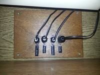 Die Kabel-verteilung