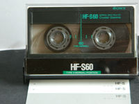 Sony HF-S60 grün - beide
