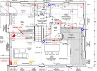 Werkplan EG Lautsprecher Badezimmer/Waschraum