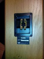 HAL Audio MODELL YORK