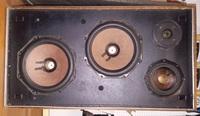 Klassische Philips Boxen
