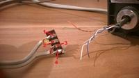 Thorens TD160 Kabel