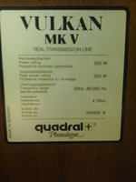 Vulkan Schild