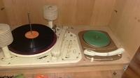 Dual Plattenspieler Antik