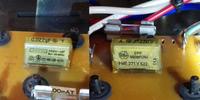 Kondensator SHARP RP-1122