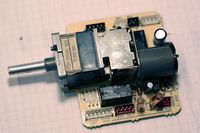 TA-F870ES Volumen Poti