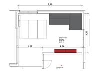 Lautsprecherplanung anhand von Grundriss