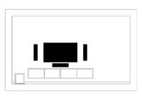 TV-Wand-Planung
