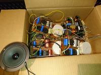 Kiste für DIY Projekt