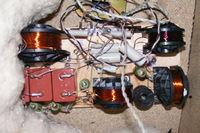 Frequenzweiche S-150 mit FolKos