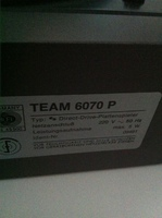 Dual 496 rc SChneider Team 6070