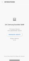 Samsung HW-Q90R Firmware-Update