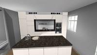 Küche Ansicht LS