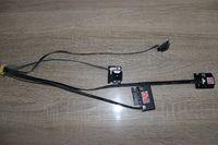 WLAN, Bluetooth, IR, Schlater, Kabelsatz