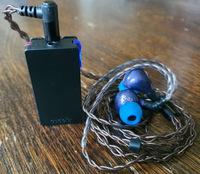 Blon BL-03 via 2,5mm balanced mit custom Kabel