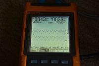 BC2 Messung zw. Kathode V1301A/B