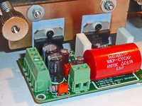 TDA7293 mit Kühlkörper 1000w