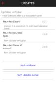 Update kann installiert werden
