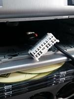 Kabelanschluss im Auto