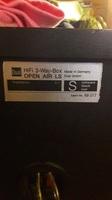 Dual box open air ls