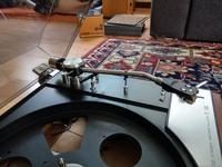 Biete Plattenspieler Trio Kenwood PC-400U Belt-Idler Drive -Sehr selten