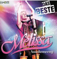 Melissa Naschenweng - Das Beste (CD-Cover)