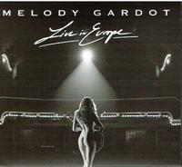 Melody Gardot - Live in Europe (CD-Cover)