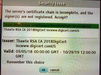 Fehlermeldung BST720