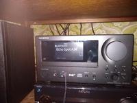 Onkyo cs-n575d Bluetooth Anzeige Amazon Echo dot