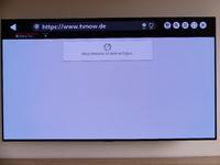 Webseite nicht verfügbar bei tvnow.de