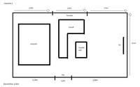 Zimmer Variante 2
