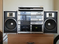 Technics mini HIFI System TYPE 35A