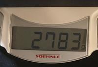 Bantams - Gewicht