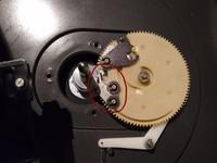 AP 2200 Endabschaltung angefahren